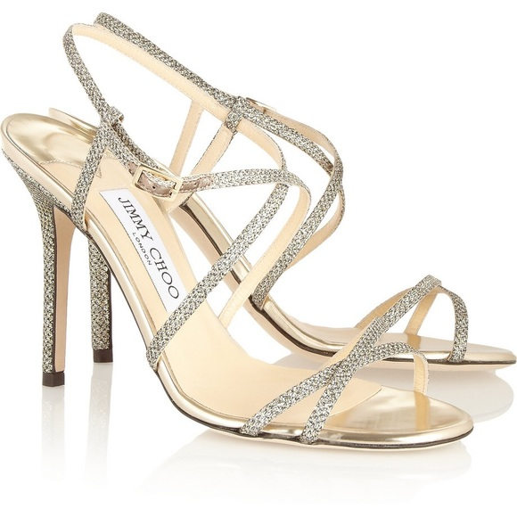Jimmy Choo Shoes   Elaine Strappy